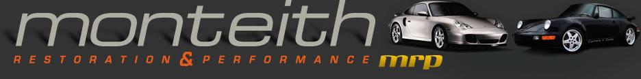 Monteith Restoration & Performance MRP